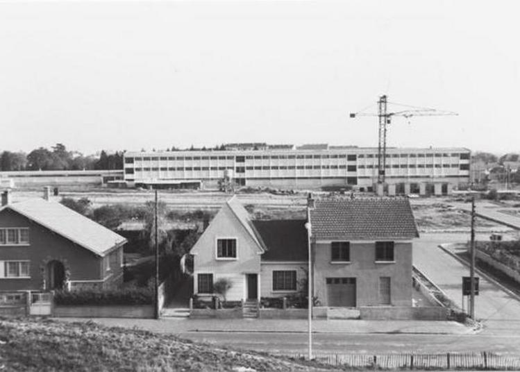 Balade Guidée Duquartier Du Breil-malville à Nantes