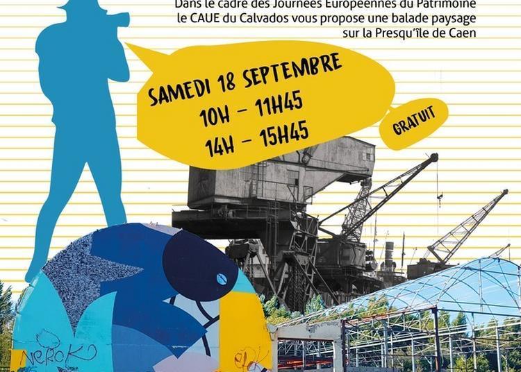 Balade Guidée / Les Paysages De La Presqu'île : Passé, Présent, Futur à Caen