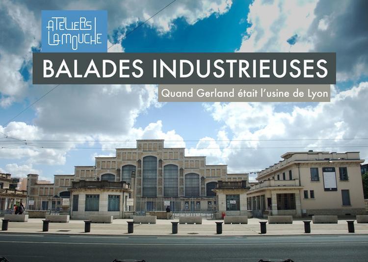 Balade Industrieuse à Lyon