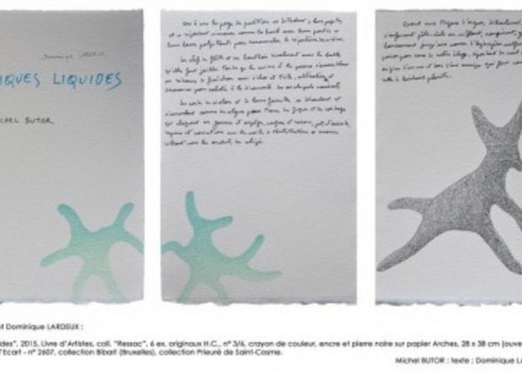 Balade Littéraire Autour De L'exposition Des Livres Pauvres à Acheres