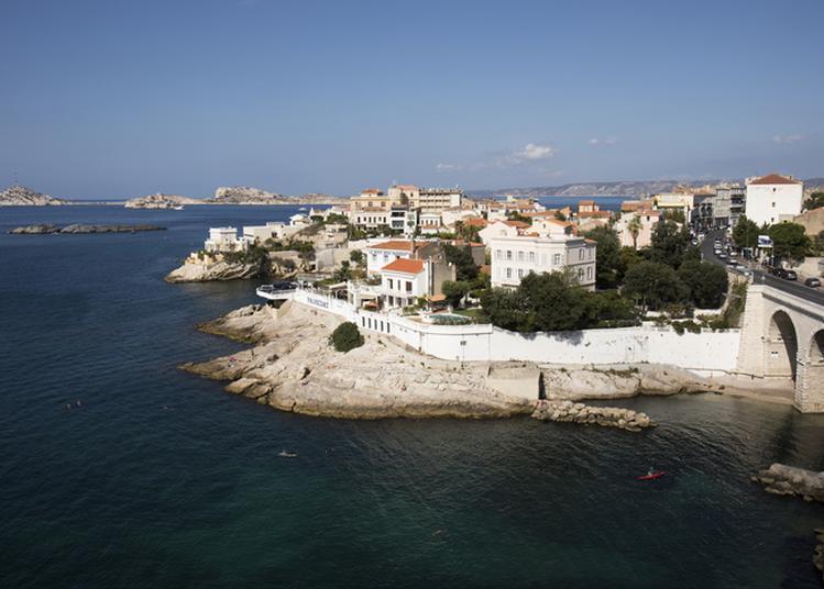Balade Malmousque Et L'art De Vivre à Marseille