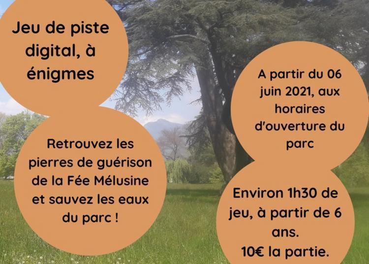 Balade Mystère Dans Le Parc Du Château De Sassenage