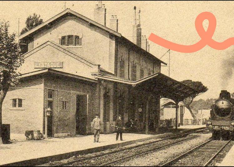 Balade Patrimoniale : De L'estaque-gare à Saint-henri, Quartier à Mémoires Multiples à Marseille