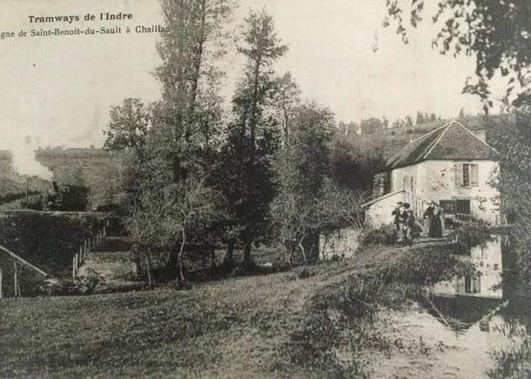 Balade Paysagère Et Historique à Saint Benoit du Sault