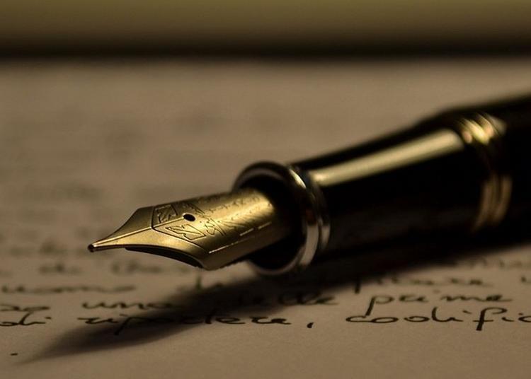 Balade Poétique Et Atelier D'écriture Pour Enfants à Paris