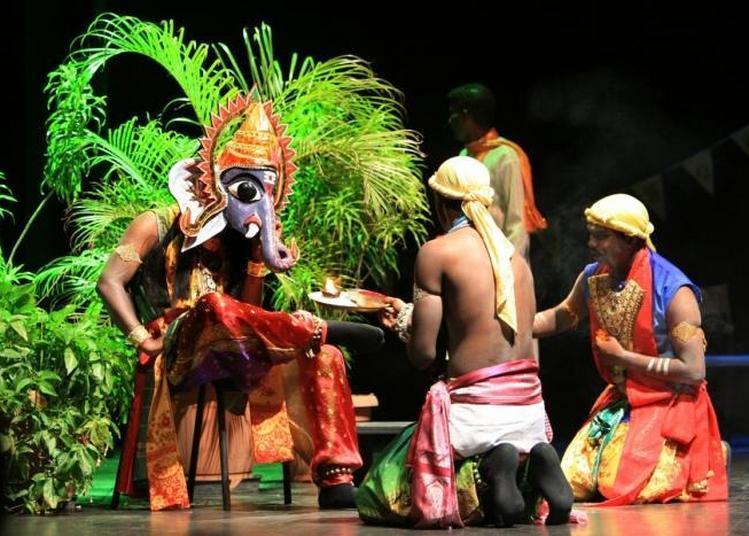 Balade-spectacle : Ti Maset I Ash Gro Bwa à Saint Gilles Les Hauts