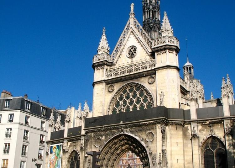 Balade Sur Les Pas De St Vincent De Paul Et Ste Louise De Marillac à Paris 10ème