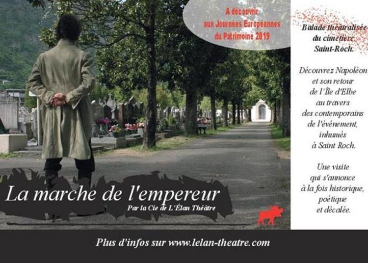 Balade Théâtralisée Au Cimetière Saint-roch à Grenoble