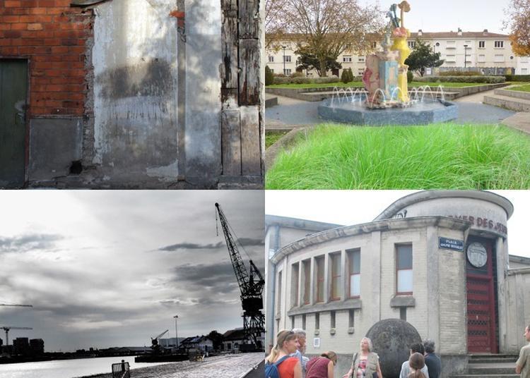 Balade Urbaine Bacalan Au Fil De L'eau à Bordeaux
