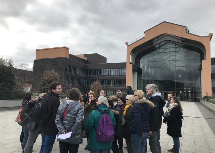Balade Urbaine Horizon 2024 : De La Future Gare De Saint-denis Pleyel Au Village Olympique à Saint Ouen