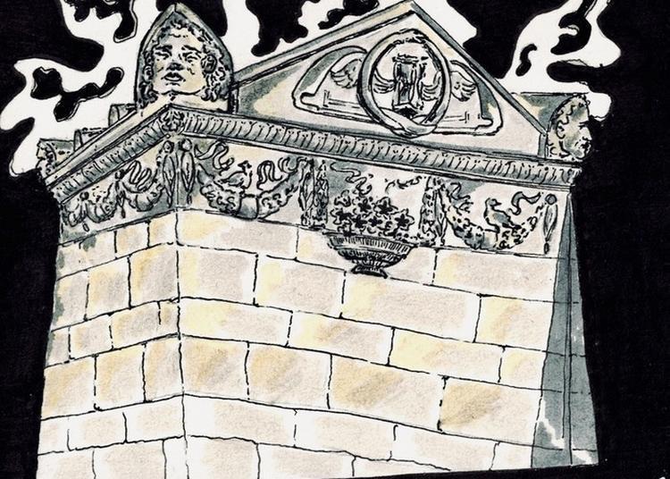 Balade Urbaine : Par-delà Le Styx : Influence Grecque Dans L'art Funéraire Lyonnais