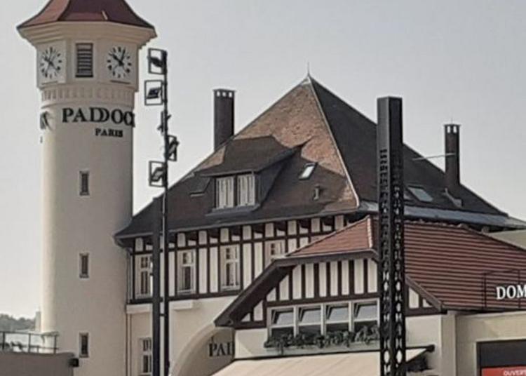 Balade Urbaine Zac De L'horloge à Romainville à Bobigny