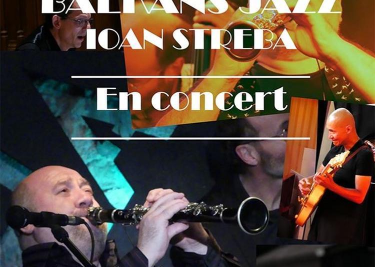 Balkans Jazz à Paris 17ème