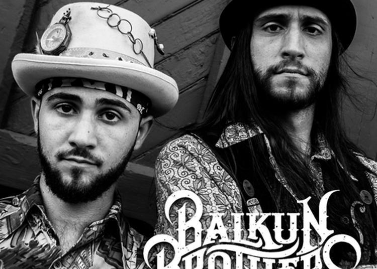 Balkun Brothers à Paris 19ème