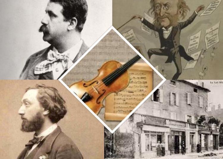Ballade Musicale Au Temps De Léon Gambetta à Cahors