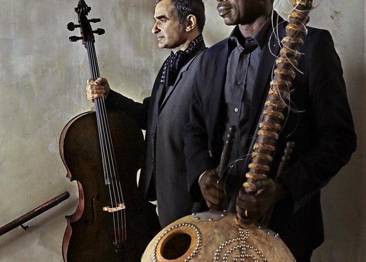 Ballake Sissoko & Vincent Segal à Ville d'Avray