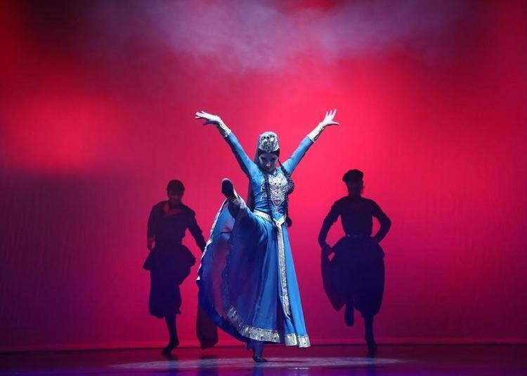 Ballet de Géorgie à Pouzauges