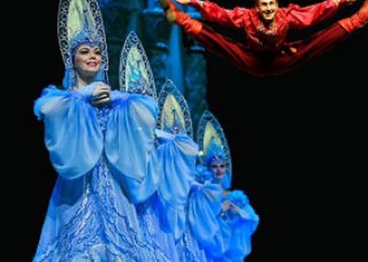 Ballet De Russie à Saint Avold