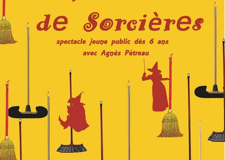 Ballet De Sorcieres à Marseille