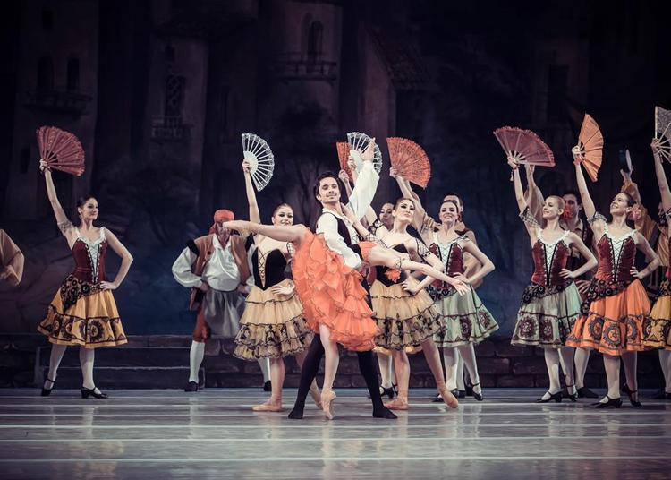 Ballet : Don Quichotte par l'Opéra National de Kiev à Pouzauges