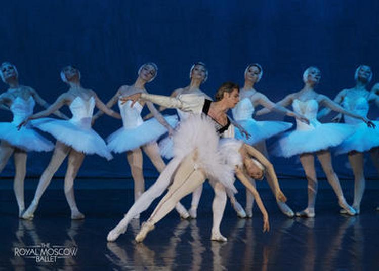 Ballet Moscou - Le Lac Des Cygnes à Bordeaux