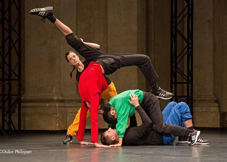 Ballet National De Marseille à Cannes la Bocca