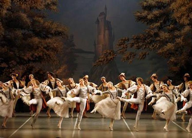Ballet National De Russie à Enghien les Bains