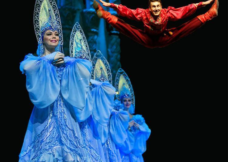 Ballet National De Russie à Plougonvelin