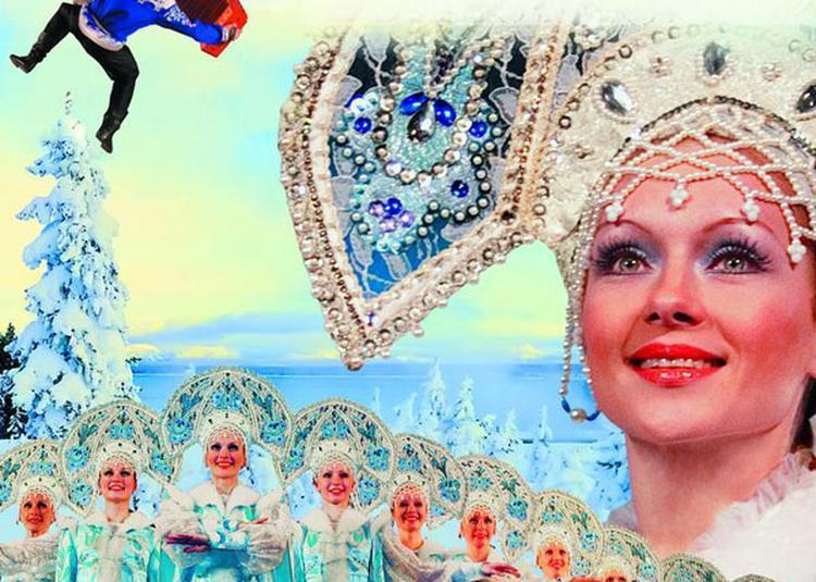 Ballet National De Siberie à Fourmies