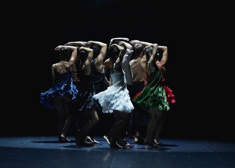 Ballet Preljocaj : La Fresque à Cannes
