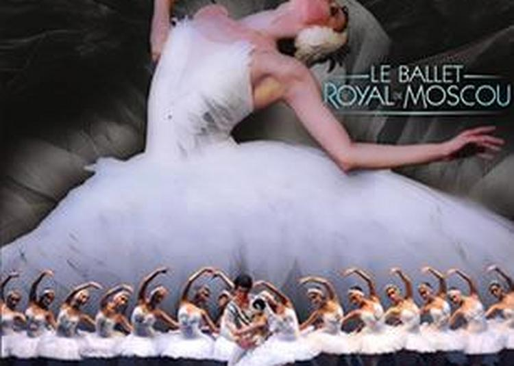 Ballet Royal De Moscou à Angers