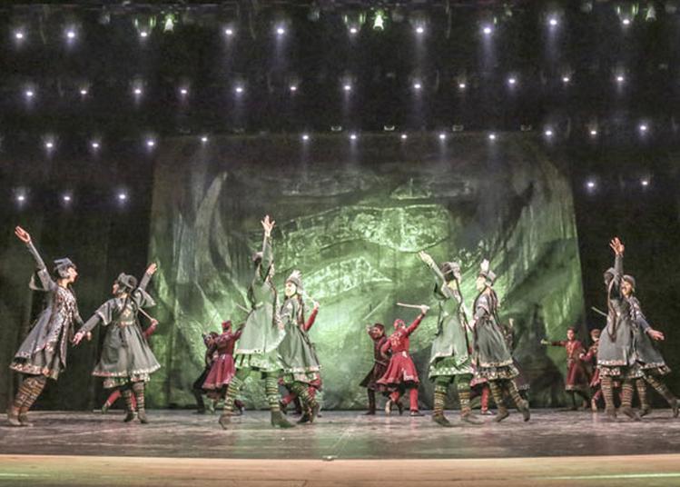 Ballet Royal National De Georgie à Buc