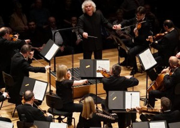 Ballet Trilogy - Sir Simon Rattle / London Symphony Orchestra - Stravinski à Paris 19ème
