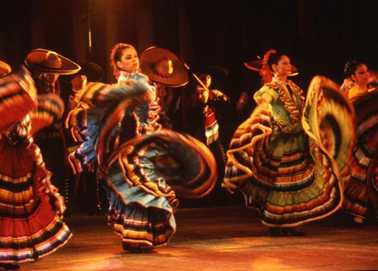Les Ballets De Mexico à Aurillac