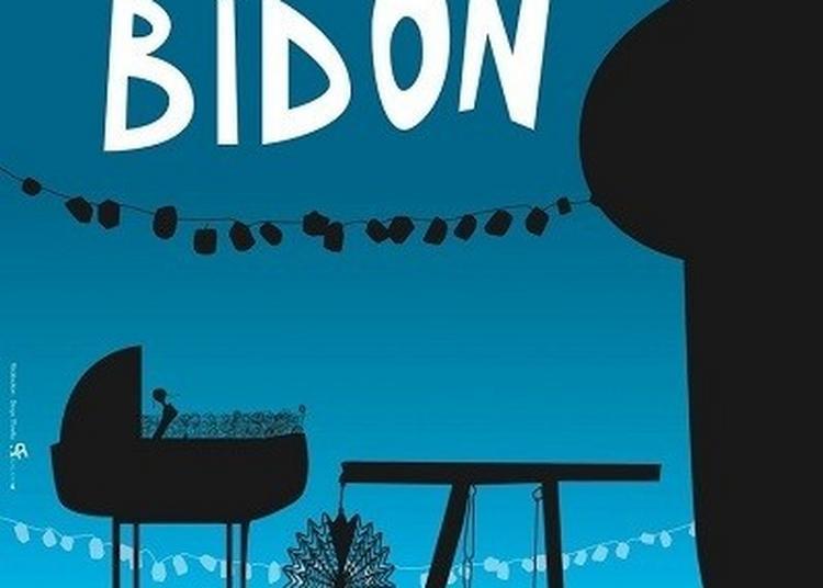 Ballon Bidon à Paris 19ème