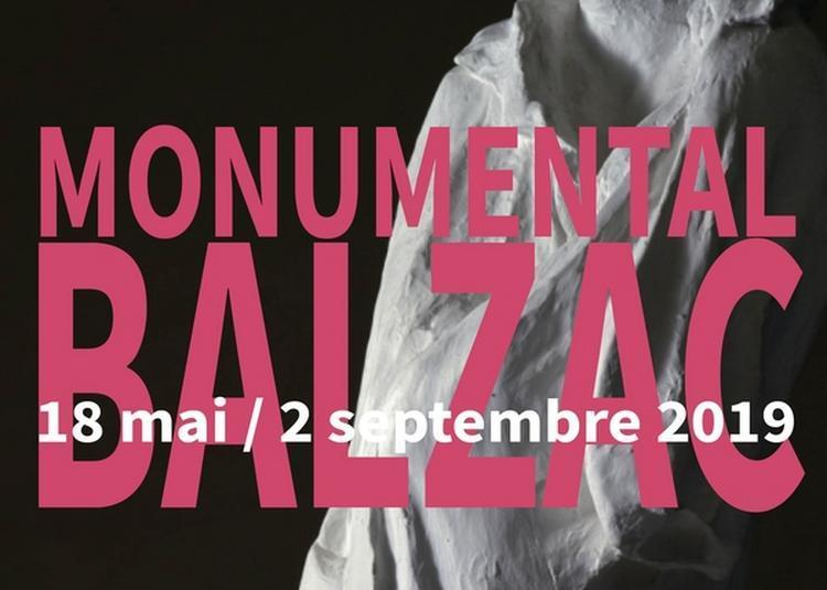 Balzac Monumental Ou Petite Histoire Des Monuments Au Grand écrivain à Tours