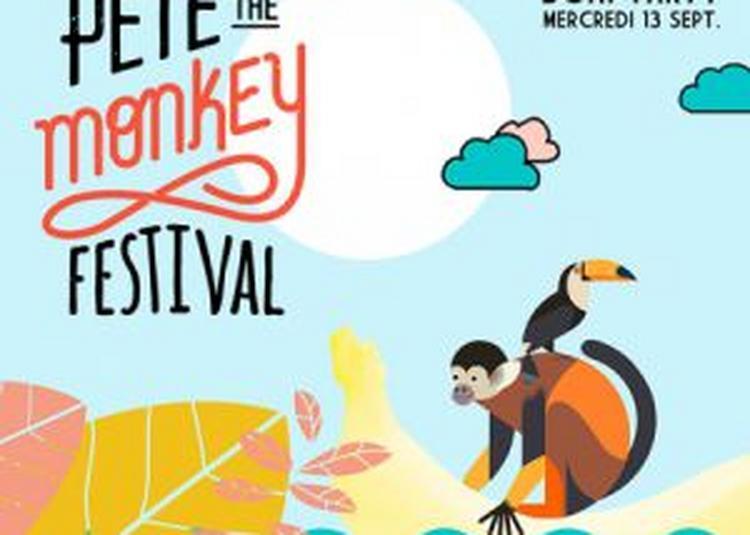 Banana Boat Party - La Croisière De Pete The Monkey à Paris 5ème