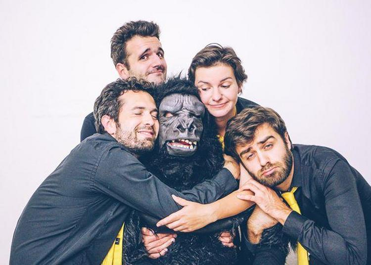 Banane & Chatiments - Show Impro à Strasbourg