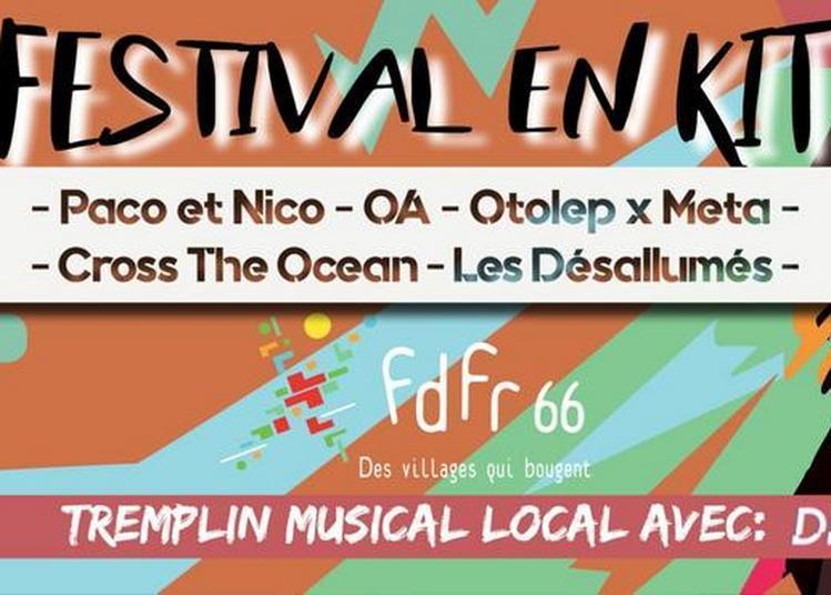 Festival en Kit 2019 à Cabestany