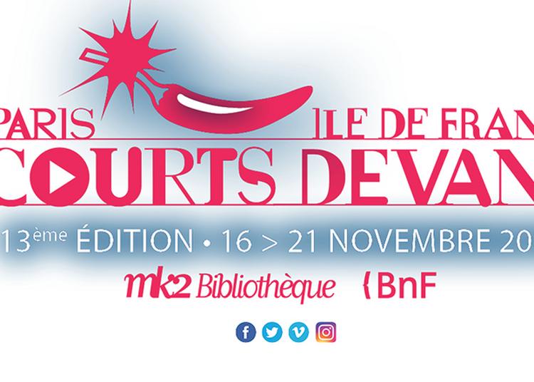Festival Paris Courts Devant 2017