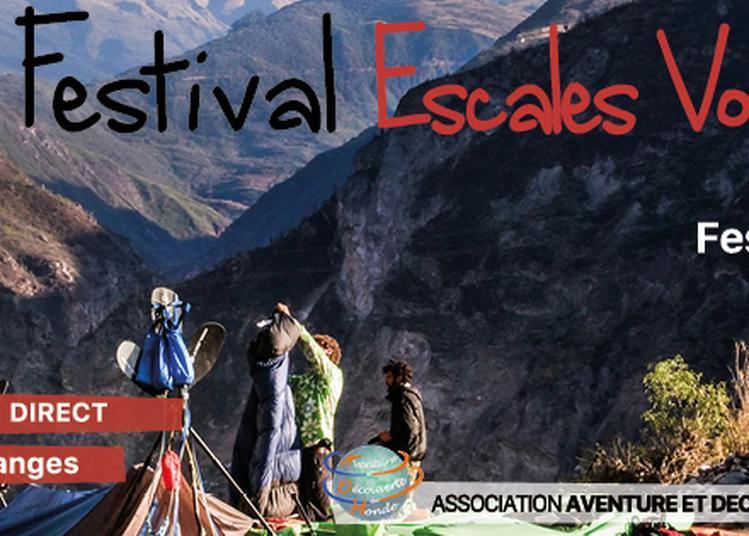 24ème Festival Escales Voyageuses 2021
