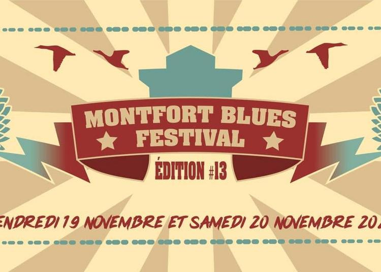 Montfort Blues Festival #13 2021