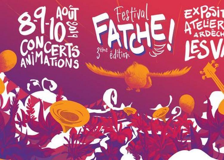 Festival Fatche ! 3ème édition 2019