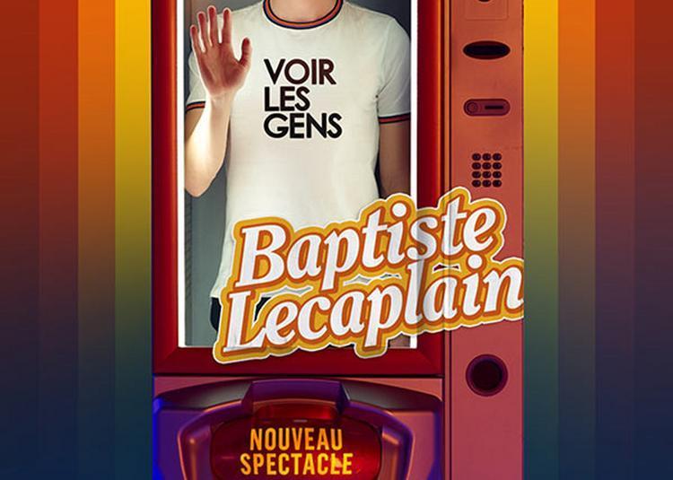 Baptiste Lecaplain à Chenove