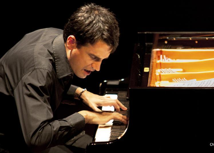 Baptiste Trotignon Trio à Paris 1er