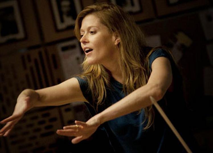 Barbara Hannigan Et Ensemble Ludwig à Aix en Provence
