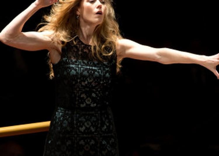 Barbara Hannigan / Orchestre Philharmonique De Radio France à Paris 19ème