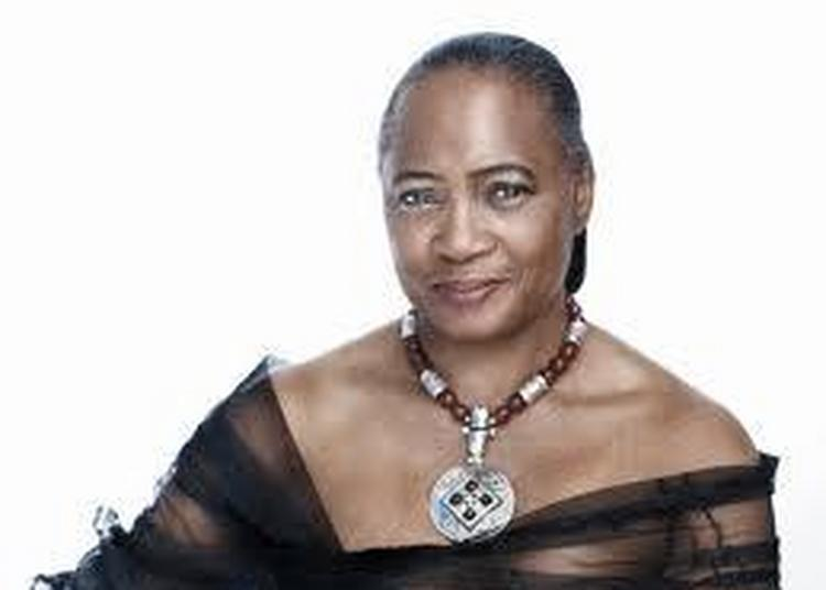 Barbara Hendricks et son blues band à Perpignan