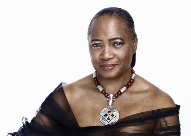 Barbara Hendricks à Tours