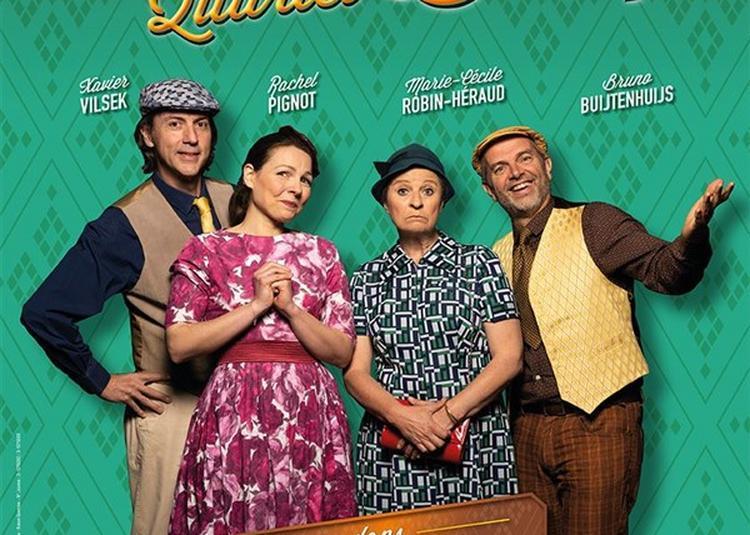 Barber Shop Quartet Dans Le Chapitre Spectacle D'Humour Musical à Avignon